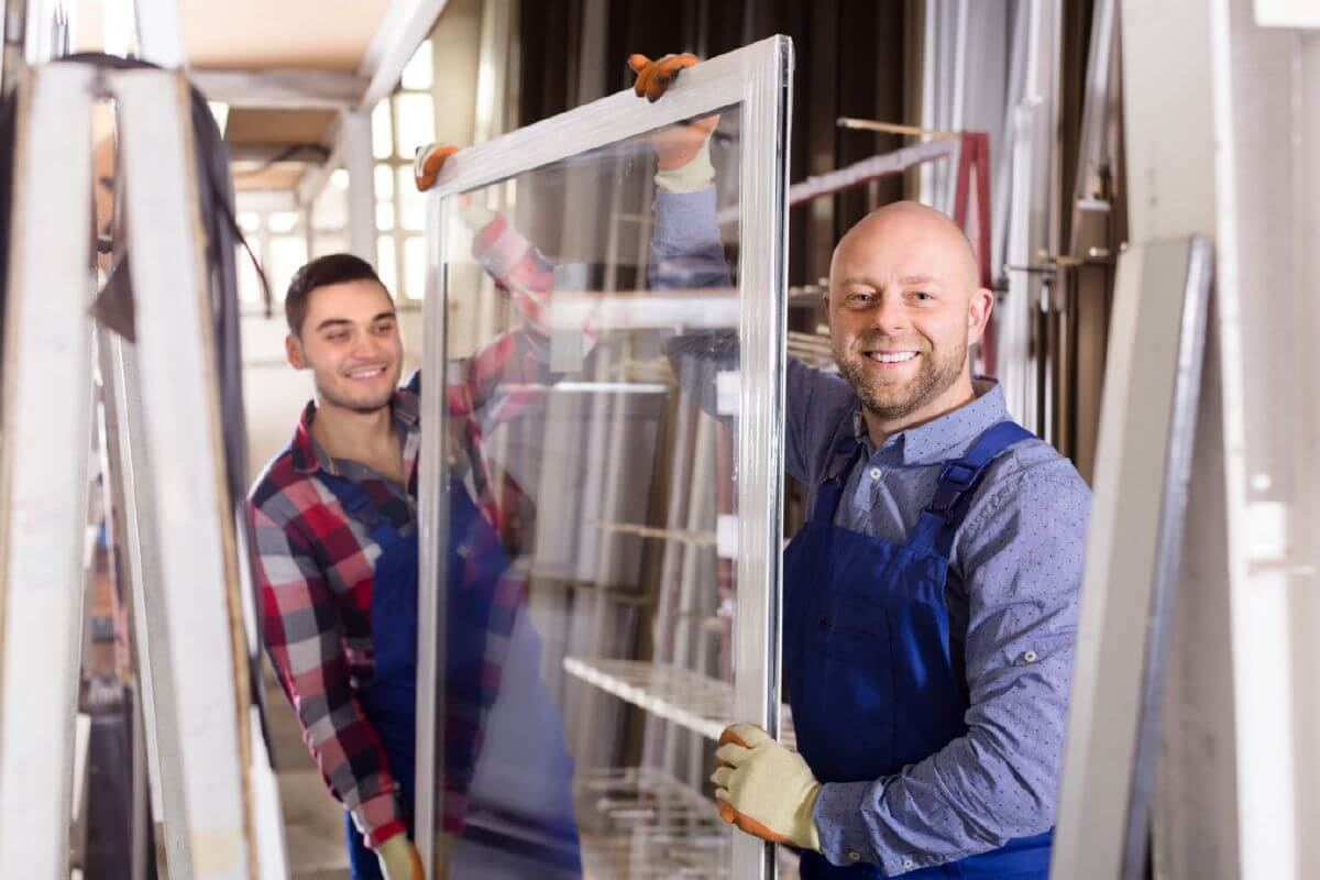 Aluminium Window Repairs South Yorkshire